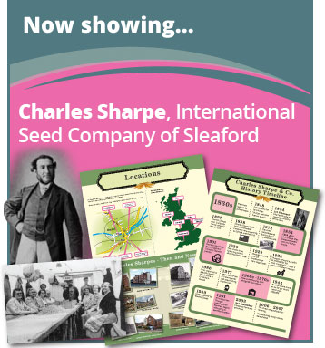 Now Showing Charles Sharpe Exhibition