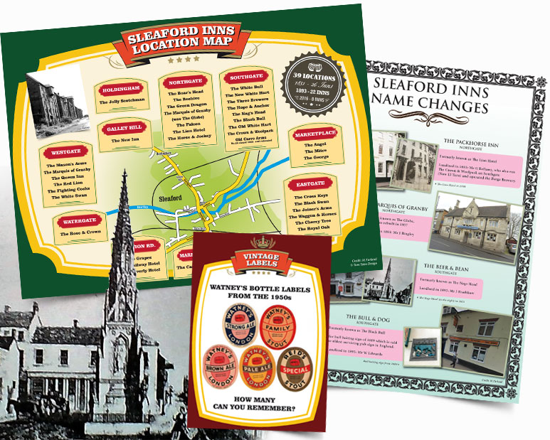 Sleaford Pubs and Inns