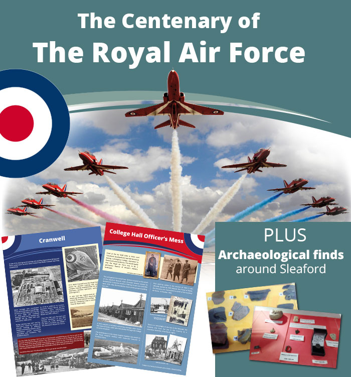 Now Showing 100 Years of RAF